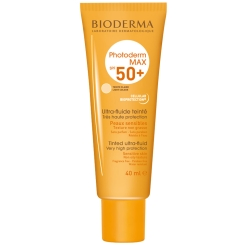 BIODERMA Photoderm MAX Ultra-Fluid SPF 50+ TEINT DOREE GOLDEN COLOUR