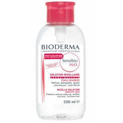 BIODERMA Sensibio H2O Pump Lotion
