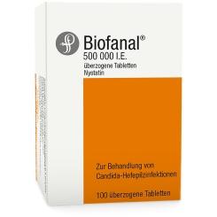 Biofanal® überzogene Tabletten
