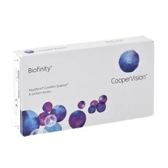 BiofinityBC:8,60 DIA:14,00 SPH:-6,50