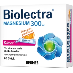 Biolectra® Magnesium 300 mg Direct Orange