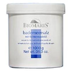 BIOMARIS® Bademeersalz mit Fichtennadelöl