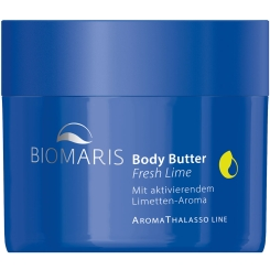 BIOMARIS® Body Butter Fresh Lime