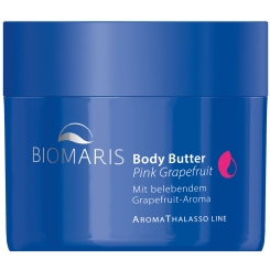 BIOMARIS® Body Butter Pink Grapefruit
