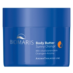 BIOMARIS® Body Butter Sunny Orange