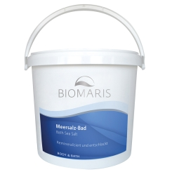 BIOMARIS® Meersalz Bad