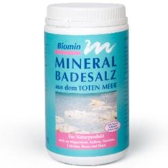 Biomin® Mineral-Badesalz aus dem Toten Meer