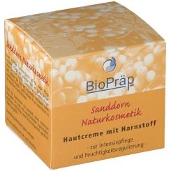 BioPräp Sanddorn Hautcreme mit Harnstoff