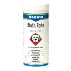Biotin Forte Tabletten für Hunde