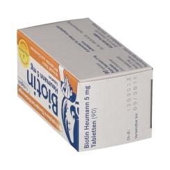 Biotin Heumann 5 mg