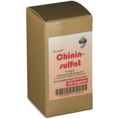 Bioxera® Chininsulfat Kapseln