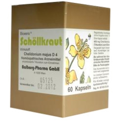 Bioxera® Schöllkraut D4