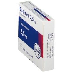 Bisohexal 2,5 mg Filmtabletten