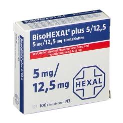 Bisohexal plus 5/12,5 Filmtabletten