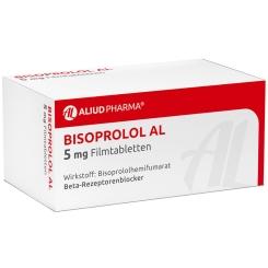 Bisoprolol Al 5 mg Filmtabletten