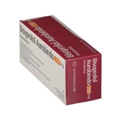 BISOPROLOL Aurobindo 7,5 mg Filmtabletten