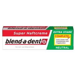 blend-a-dent Super Haftcreme Neutral