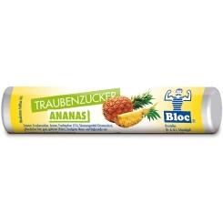 Bloc® Traubenzucker Ananas
