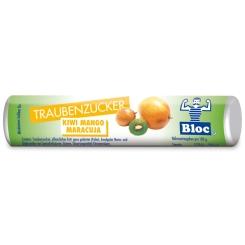 Bloc® Traubenzucker Kiwi-Mango-Maracuja