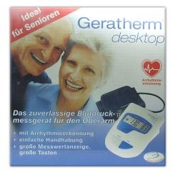 Blutdruckmessgerät Oberarm automatisch Desktop