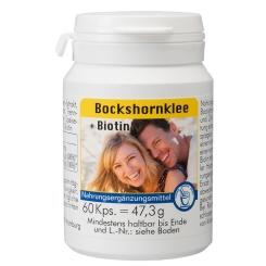 Bockshornklee + Biotin Kapseln