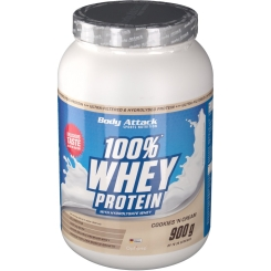 Body Attack 100 % Whey Protein Cookies´n Cream Pulver