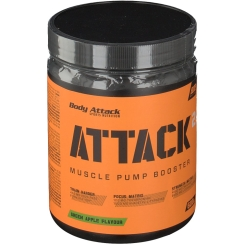 Body Attack ATTACK2 green apple