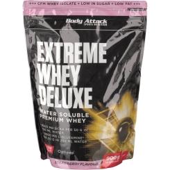 Body Attack Extreme Whey Deluxe Erdbeere