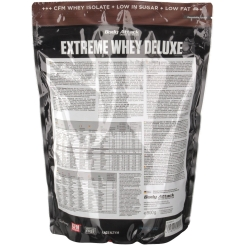 Body Attack Extreme Whey Deluxe Schokolade