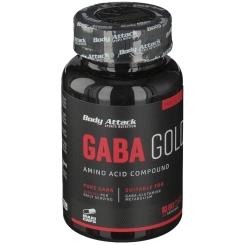 Body Attack GABA GOLD Kapseln