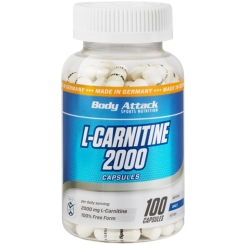 Body Attack L-Carnitine 2000