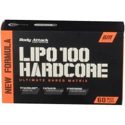 Body Attack LIPO 100 Hardcore