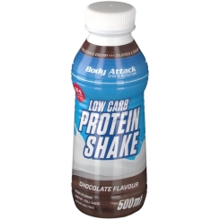 Body Attack Low Carb Protein Shake Chocolate