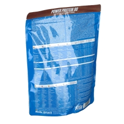 Body Attack Power Protein 90 Chocolate Nut-Nougat Cream