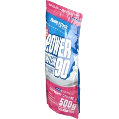 Body Attack Power Protein 90 Raspberry Cream