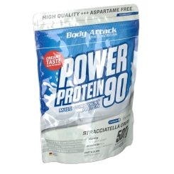 Body Attack Power Protein 90 Stracciatella Cream
