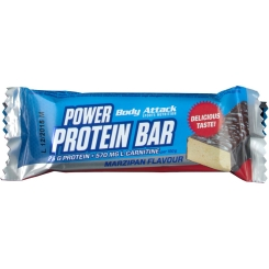 Body Attack Power Protein Bar Marzipan