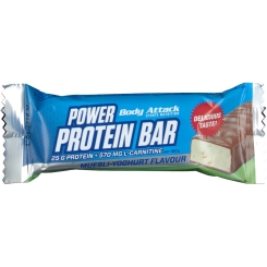 Body Attack Power Protein Bar Müsli Yoghurt Riegel