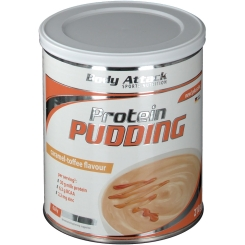 Body Attack Protein Pudding Caramel-Toffee