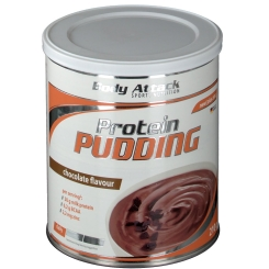 Body Attack Protein Pudding Chocolate Cream