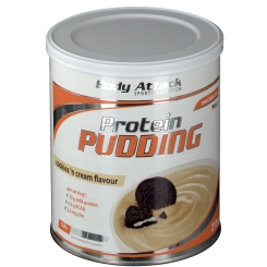 Body Attack Protein Pudding Cookies´n Cream