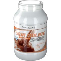 Body Attack Soja Isolate Shake Schokolade