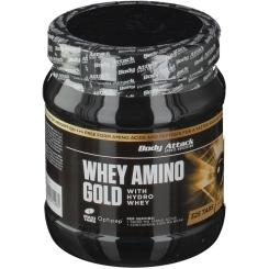Body Attack WHEY AMINO Gold Tabletten