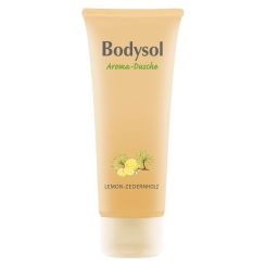 Bodysol Aroma Dusche Lemon Zedernholz