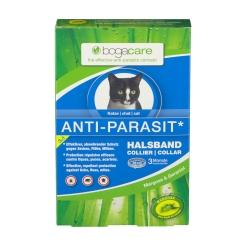 bogacare Anti-Parasit Halsband für Katzen