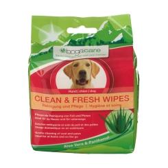 bogacare Clean & Fresh Wipes für Hunde