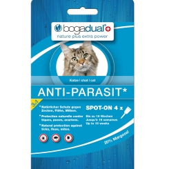 bogadual®ANTI-PARASIT Spot-on Katze