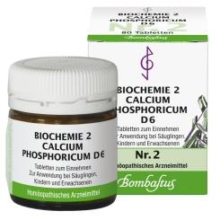 Bombastus Biochemie 2 Calcium phosphoricum D 6 Tabletten