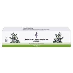 Bombastus Biochemie 8 Natrium chloratum D6 Creme