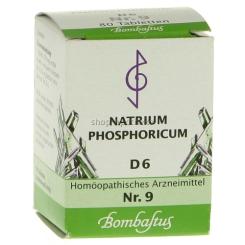 Bombastus Biochemie 9 Natrium phosphoricum D 6 Tabletten
